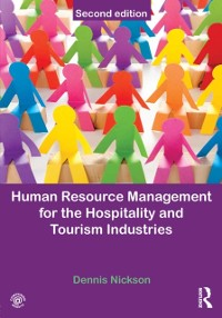 Cover Human Resource Management for Hospitality, Tourism and Events