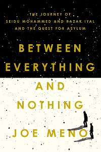 Cover Between Everything and Nothing