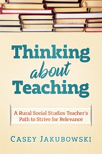 Cover Thinking About Teaching