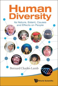 Cover Human Diversity: Its Nature, Extent, Causes And Effects On People
