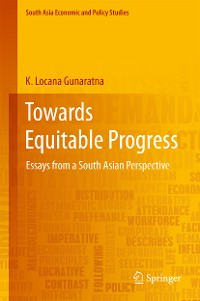 Cover Towards Equitable Progress