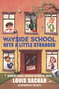 Cover Wayside School Gets a Little Stranger
