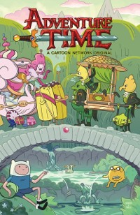 Cover Adventure Time Vol. 15
