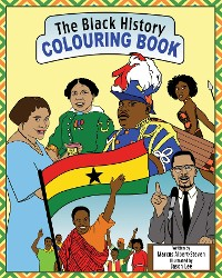 Cover The Black History Colouring Book