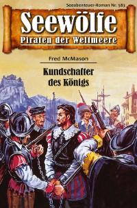 Cover Seewölfe - Piraten der Weltmeere 583