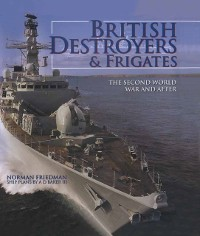 Cover British Destroyers & Frigates