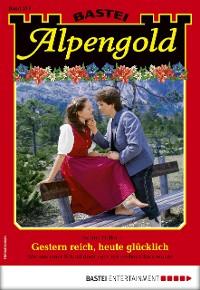 Cover Alpengold 317 - Heimatroman