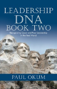 Cover Leadership Dna, Book Two