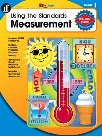 Cover Using the Standards - Measurement, Grade 1