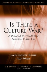 Cover Is There a Culture War?