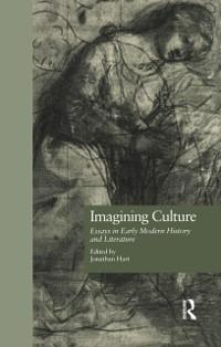 Cover Imagining Culture