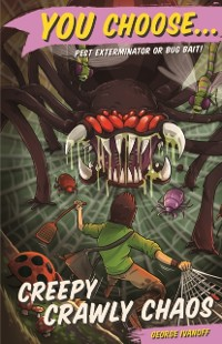 Cover You Choose 11: Creepy Crawly Chaos