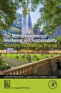 Cover Microeconomics of Wellbeing and Sustainability