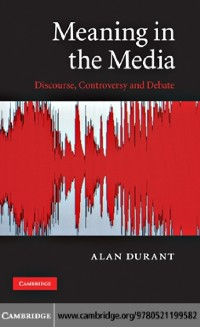 Cover Meaning in the Media