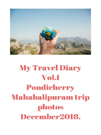 Cover My Travel Diary Vol.I