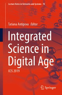 Cover Integrated Science in Digital Age