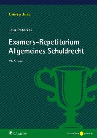 Cover Examens-Repetitorium Allgemeines Schuldrecht