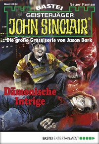 Cover John Sinclair 2124 - Horror-Serie