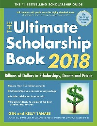 Cover The Ultimate Scholarship Book 2018