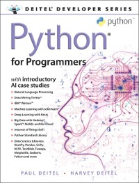 Cover Python for Programmers