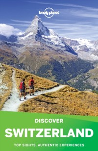 Cover Lonely Planet Discover Switzerland