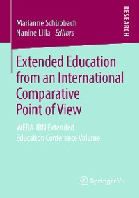 Cover Extended Education from an International Comparative Point of View