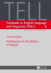 Cover Introduction to the History of English
