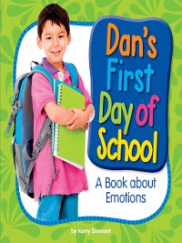 Cover Dan's First Day of School