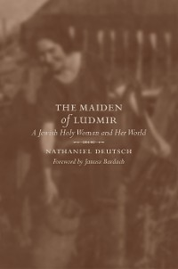 Cover The Maiden of Ludmir