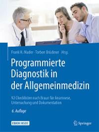 Cover Programmierte Diagnostik in der Allgemeinmedizin