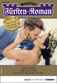 Cover Fürsten-Roman 2578 - Adelsroman