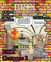 Cover BRIX Cartoons 2
