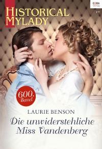 Cover Die unwiderstehliche Miss Vandenberg