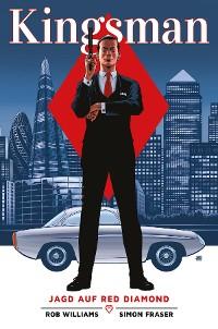 Cover The Kingsman - Secret Service, Jagd auf Red Diamond