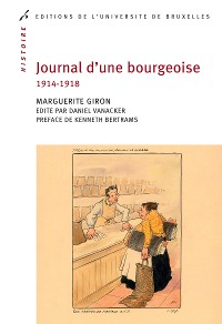 Cover Journal d'une bourgeoise
