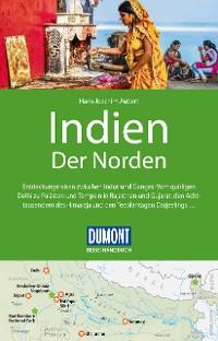 Cover DuMont Reise-Handbuch Reiseführer Indien, Der Norden