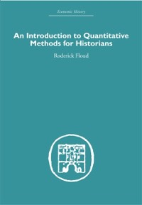 Cover Introduction to Quantitative Methods for Historians