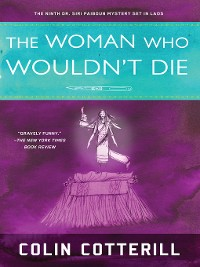 Cover The Woman Who Wouldn't Die