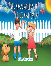 Cover The Adventures of Lottie and Layla