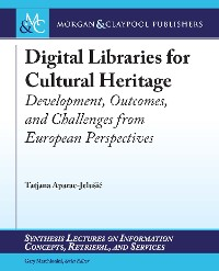 Cover Digital Libraries for Cultural Heritage