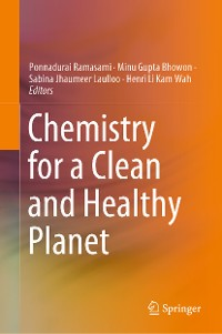 Cover Chemistry for a Clean and Healthy Planet