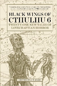 Cover Black Wings of Cthulhu (Volume Six)