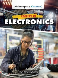 Cover Careers in Electronics