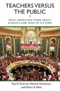 Cover Teachers versus the Public