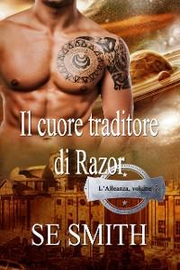Cover Il cuore traditore di Razor