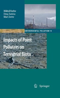 Cover Impacts of Point Polluters on Terrestrial Biota