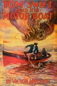 Cover Tom Swift and His Motor-Boat