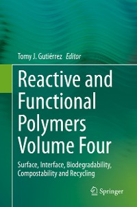 Cover Reactive and Functional Polymers Volume Four