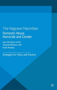 Cover Domestic Abuse, Homicide and Gender