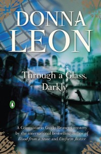 Cover Through a Glass, Darkly